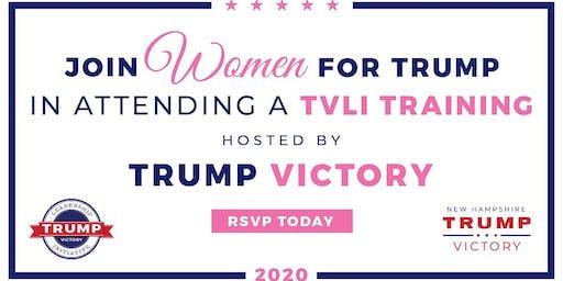 Trump Victory Leadership Initiative Training - Belknap County