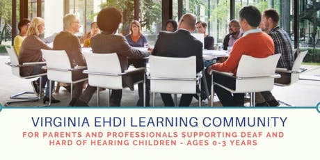 Roanoke & SW Virginia EHDI Learning Community - September Meeting  tickets
