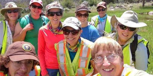Volunteer with Project Helping to Help Restore Rocky Mountain National Park