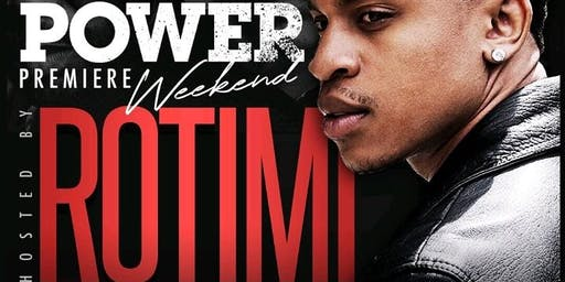 Power Primere Party with Rotimi at Republic this Friday!