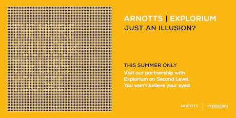 Just an Illusion at Arnotts tickets
