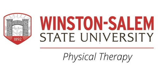 Doctor of Physical Therapy-  WSSU Student Open House
