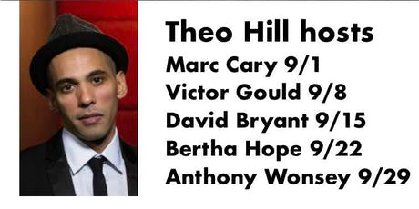 Piano Showdown hosted by Theo Hill - Sundays at Minton's Playhouse tickets