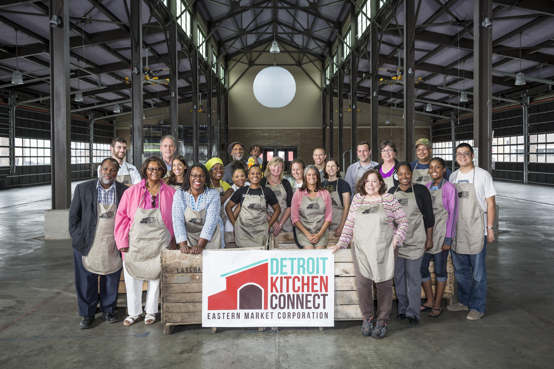 Detroit Kitchen Connect Application Workshop banner