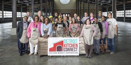 Detroit Kitchen Connect Application Workshop tickets