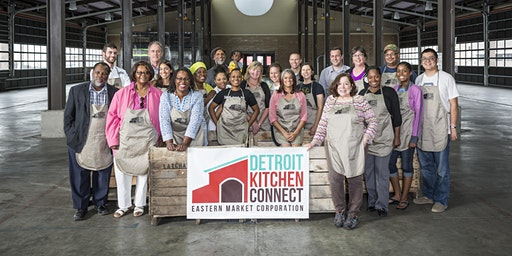 Detroit Kitchen Connect Application Workshop