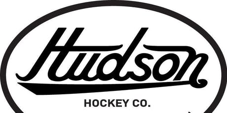 Sunday Hudson Hockey 9/15/19 Rink 2 tickets