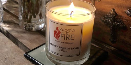 Aroma By Fire Candlemaking Experience