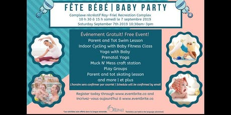 Baby Party tickets
