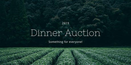 Dinner Auction tickets