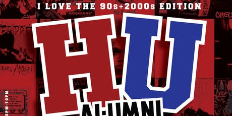 Dynasty Continues HU Alumni Happy Hour: I Love the 90s & 2000s tickets