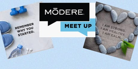 Modere Meet Up tickets