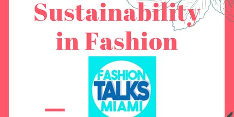 Fashion TALKS Miami tickets