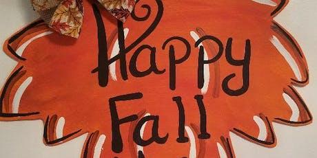 Fall Leaf tickets