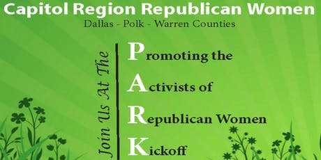 Join Us In the PARK tickets