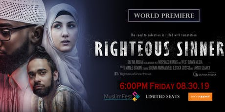 Movie Premiere - Righteous Sinner  tickets