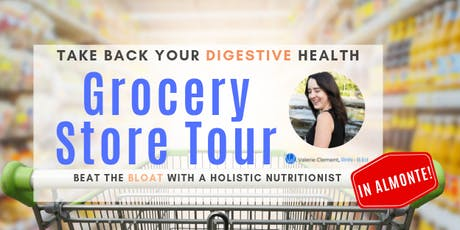 Take Back Your Digestive Health: Grocery Store Tour tickets
