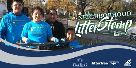 2019 Neighborhood Litter Stomp tickets