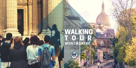 ✦Free Walking Tour : Montmartre✦ tickets