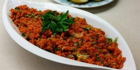 Turkish pop-in & cook tickets