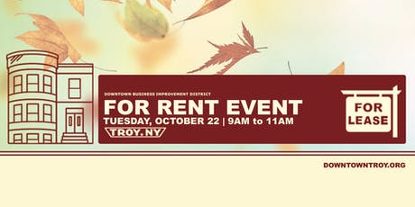 2019 Fall For Rent Event + Networking tickets