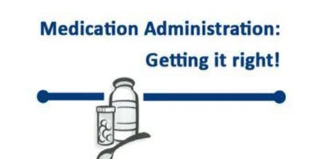Medication Administration & Health Care Coordination for Non-Licensed Staff tickets