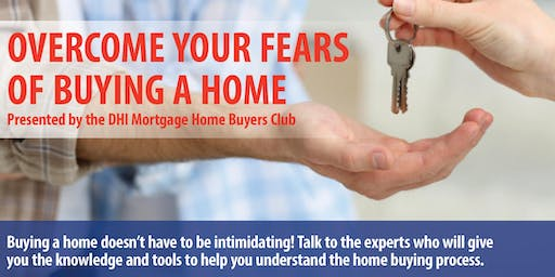 Overcome your fears of buying a home, Loganville, GA!