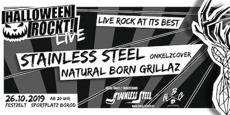 HALLOWEEN ROCKT! LIVE Tickets