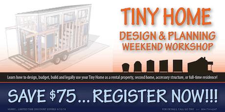 GoTiny! Home Design & Planning Workshop tickets