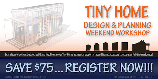 GoTiny! Home Design & Planning Workshop