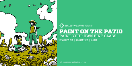 Paint a Pint on the Kennedy's Pub Patio tickets