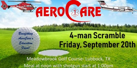 AeroCare Golf Tournament tickets