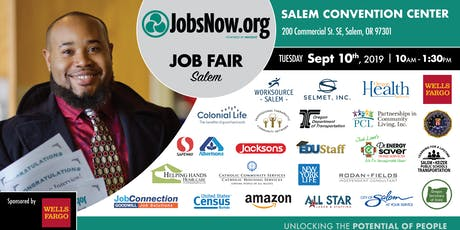 Salem Job Fair-JobsNow.org tickets
