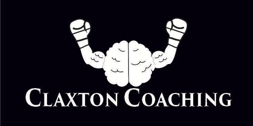Claxton Coaching Wellbeing Week 7-13th October