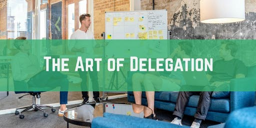 PACT HR: Art of Delegation