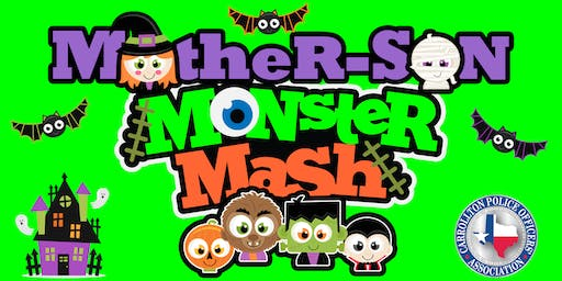 10th Annual C.P.O.A. Mother-Son Monster Mash