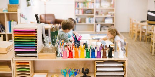 Guidepost Montessori @ Fort Mason Information Session