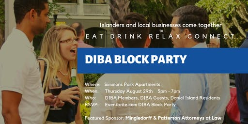 DIBA BLOCK PARTY