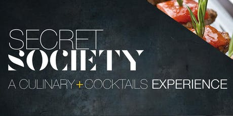 Secret Society Magic and Cocktails tickets