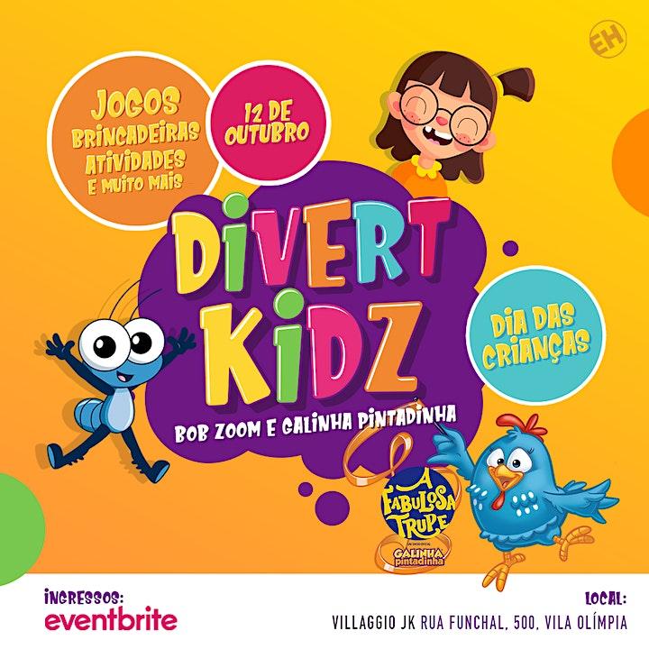 Imagem do evento DivertKidz - Dia das Crianças