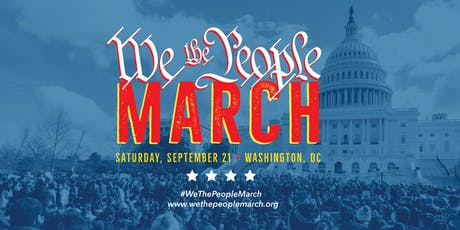 We the People March - Bus Tickets from North White Plains tickets