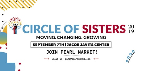 Pearl Market Experience at Circle of Sisters (COS) tickets