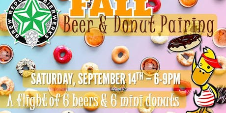 Fall Beer & Donuts Pairing w/ Duck Donuts tickets