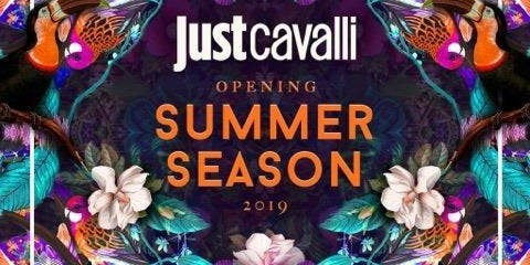 TEDDYLICIOUS PARTY@ JUST CAVALLI - APERITIVO + SERATA