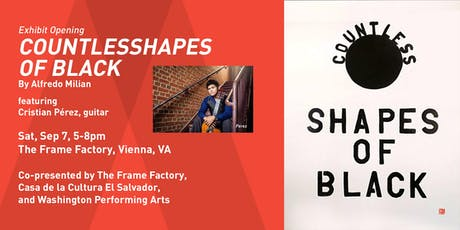 Countlesshapes of Black Exhibit Opening tickets