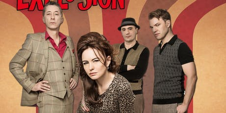 Hillbilly Moon Explosion Live in Dublin tickets