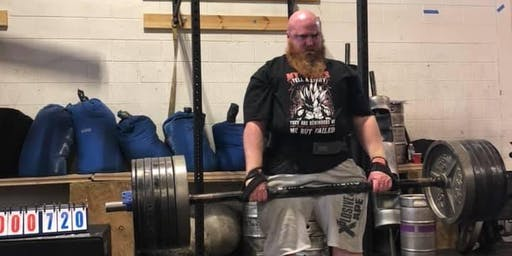Pure Michigan Strongman Record Breakers Series 2