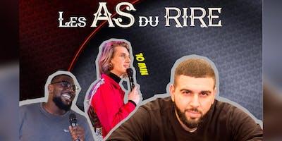 Les AS du Rire (Special Event)