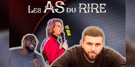 Les AS du Rire (Special Event) billets