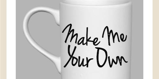 Art with Aimee Glazed Mug